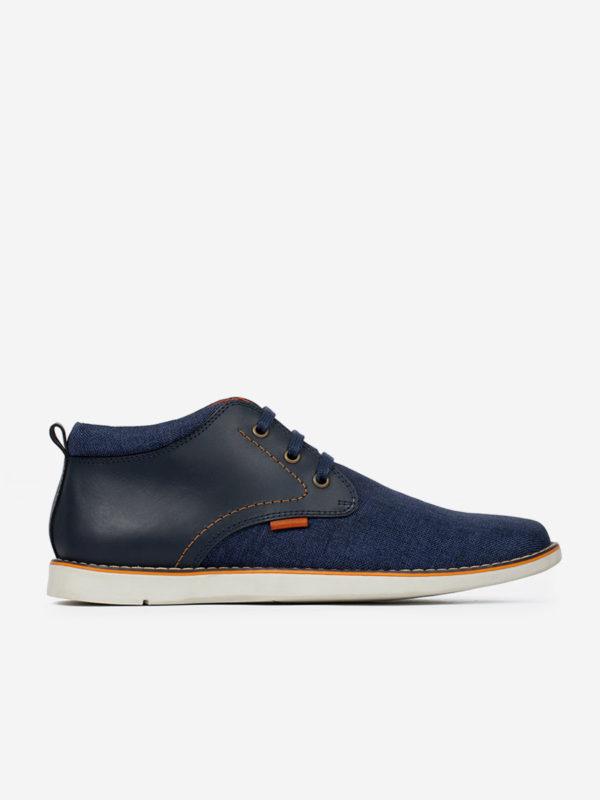 ANTONI02, Todos los Zapatos, Botas, Botas Casuales, AZU_L