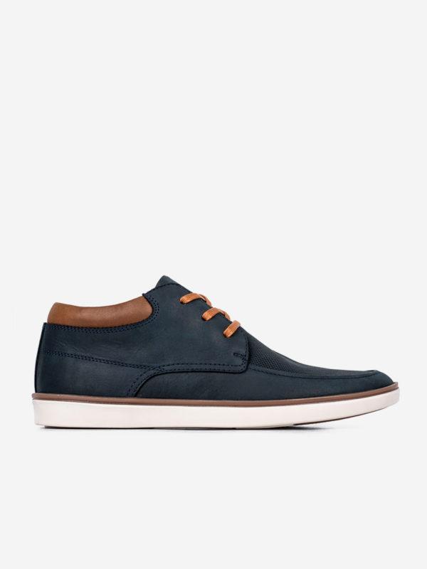 SAMUEL4, Todos los Zapatos, Botas, Botas Casuales, Cuero, AXM, Vista Lateral