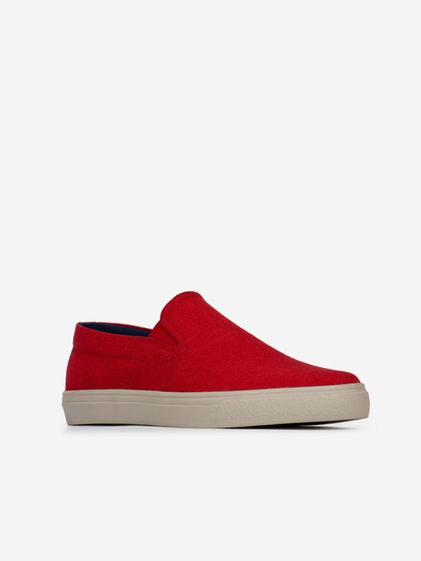 TADEO04, Todos los Zapatos, Mocasines, Tenis, ROJ_D