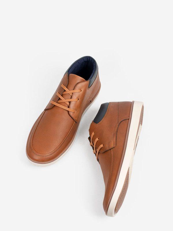 SAMUEL4, Todos los Zapatos, Botas, Botas Casuales, Cuero, MXA, Vista Galeria