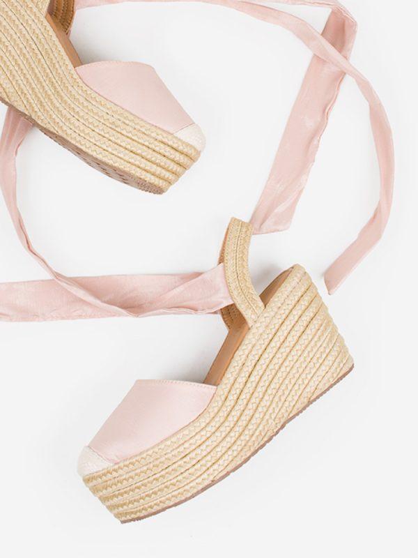 DOTIE, Todos los zapatos, Sandalias Plataforma, NUD (1)