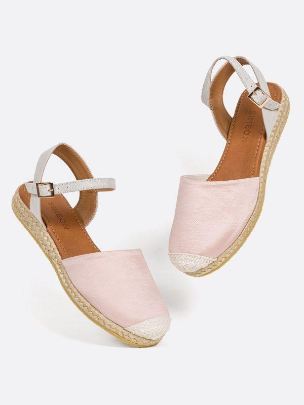 DOTIE2, Todos los zapatos, Espadrilles & Alpargatas, Sintetico, NUD, Vista Galeria