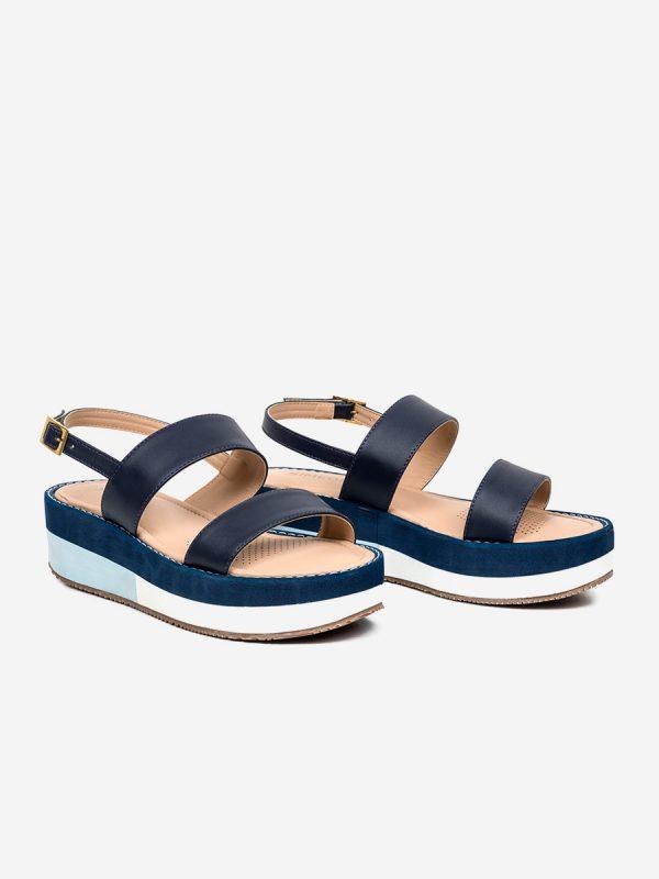 ACACIA, Todos los zapatos, Sandalias Plataforma, AZU (1)