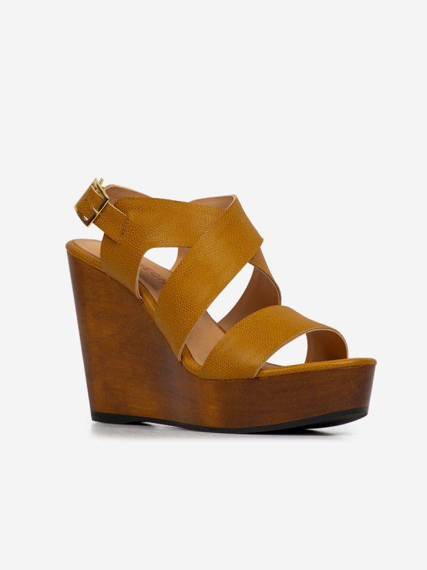 Cecille, Todos los zapatos, Sandalias Plataforma, MOS (3)