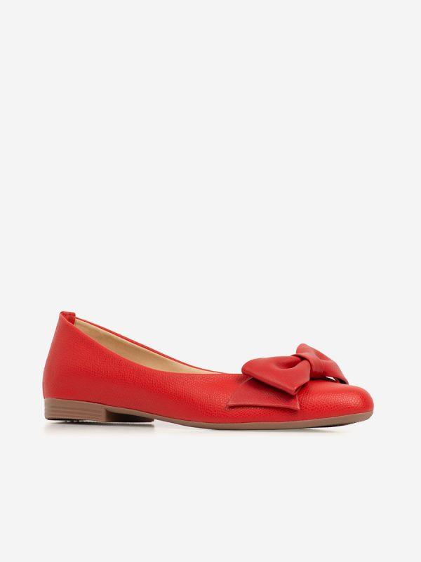 Naomi05, Todos los zapatos, Baletas, ROJ (2)