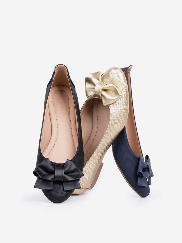 Naomi06, Todos los zapatos, Baletas, AZU (2)
