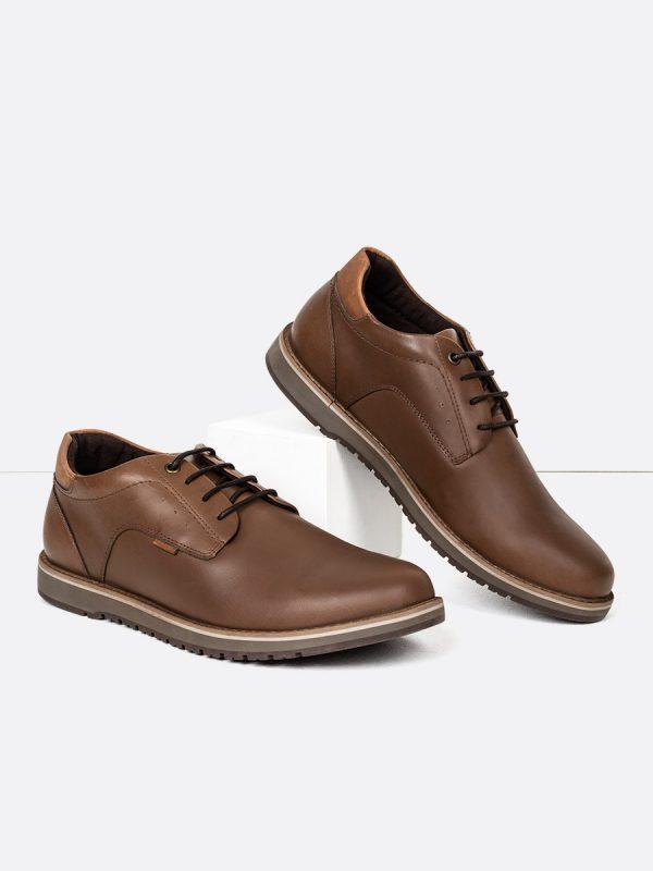 SAMUS02, Todos los Zapatos, Zapatos Casuales, Cuero, ARE Vista Galeria