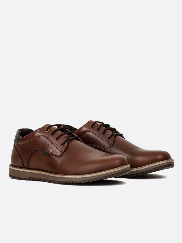 SAMUS02, Todos losZapatos, Zapatos Casuales, Cuero, COG, Vista Trasera