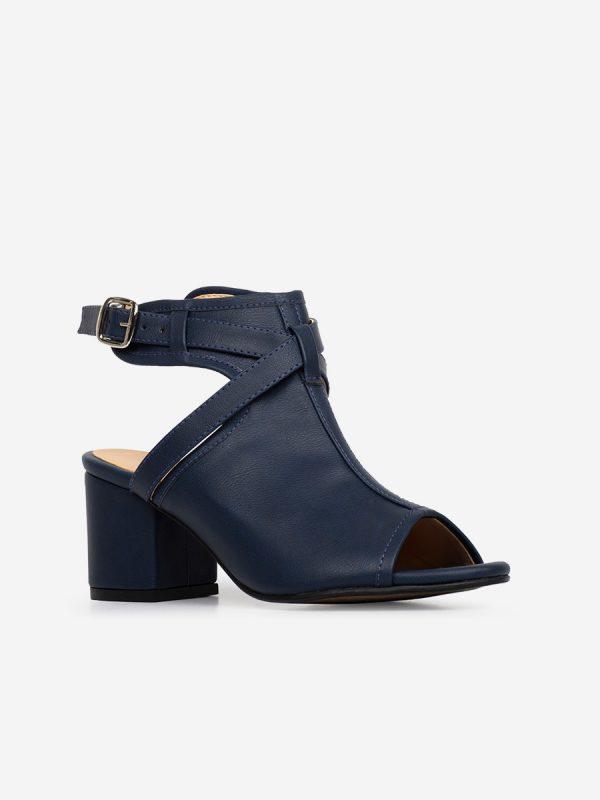 Valeth, Todos los zapatos, Sandalias Plataforma, AZU (3)