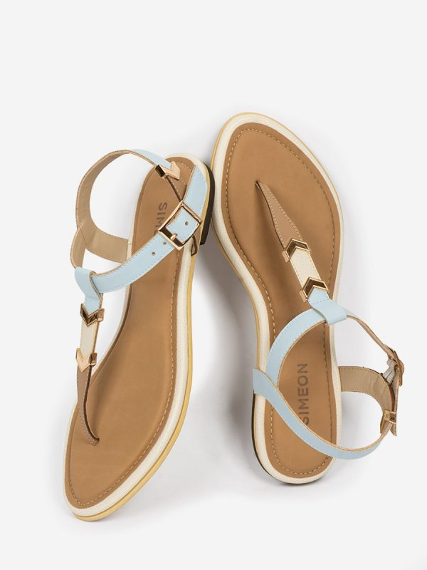DULIP02, Todos los zapatos, Sandalias Planas, CEL (1)
