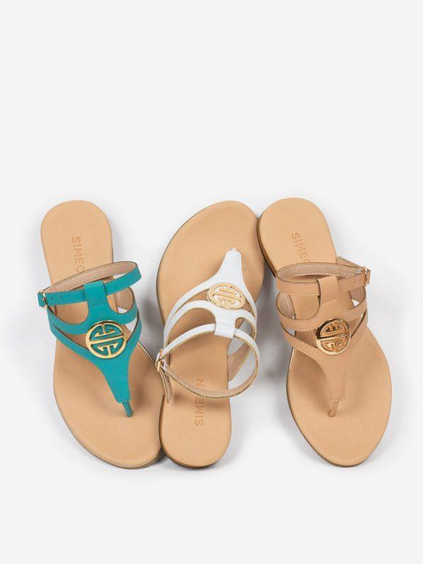 LILHA02, Todos los zapatos, Sandalias Planas,