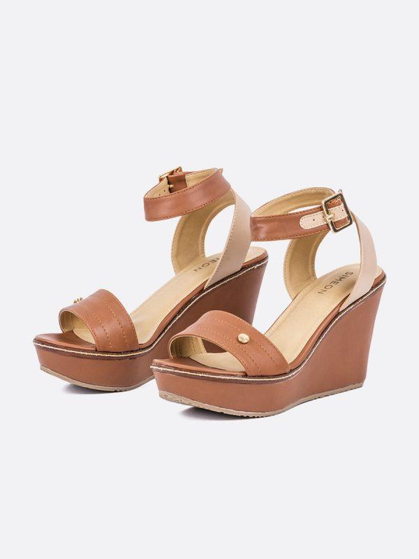 NINA20, Todos los zapatos, Sandalias Plataforma, Sintético, MIE, Vista Galeria