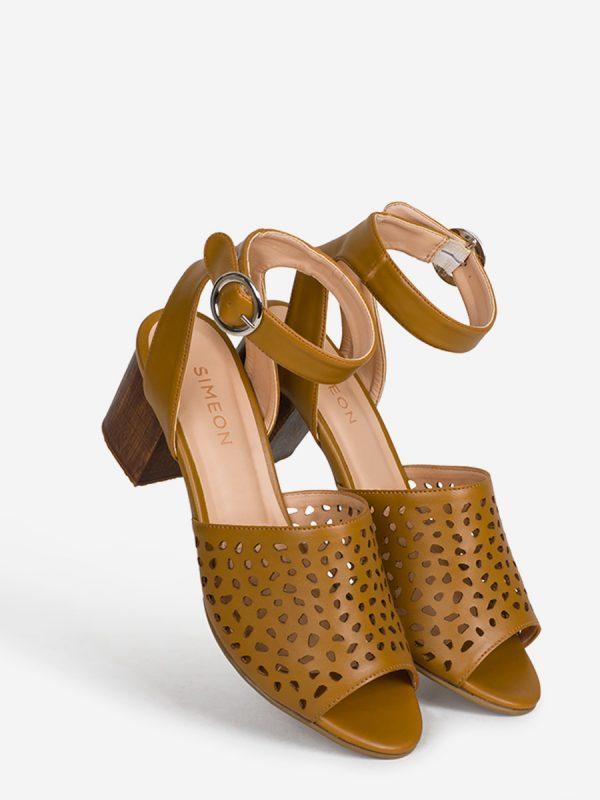 GISELLE02, Todos los zapatos, Sandalias, Sandalias de Tacón, OCR (2)
