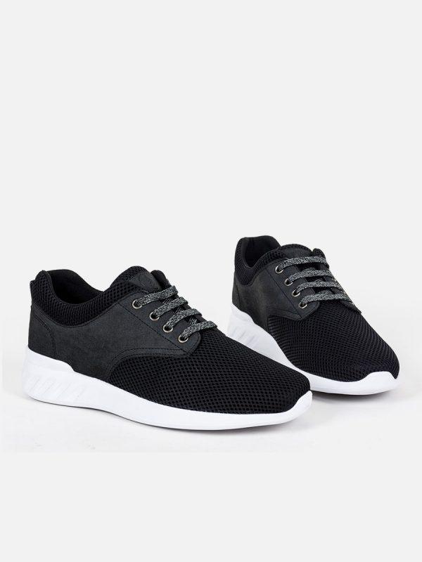LEO01S, Todos los Zapatos, Deportivos, Tenis, NEG (1)