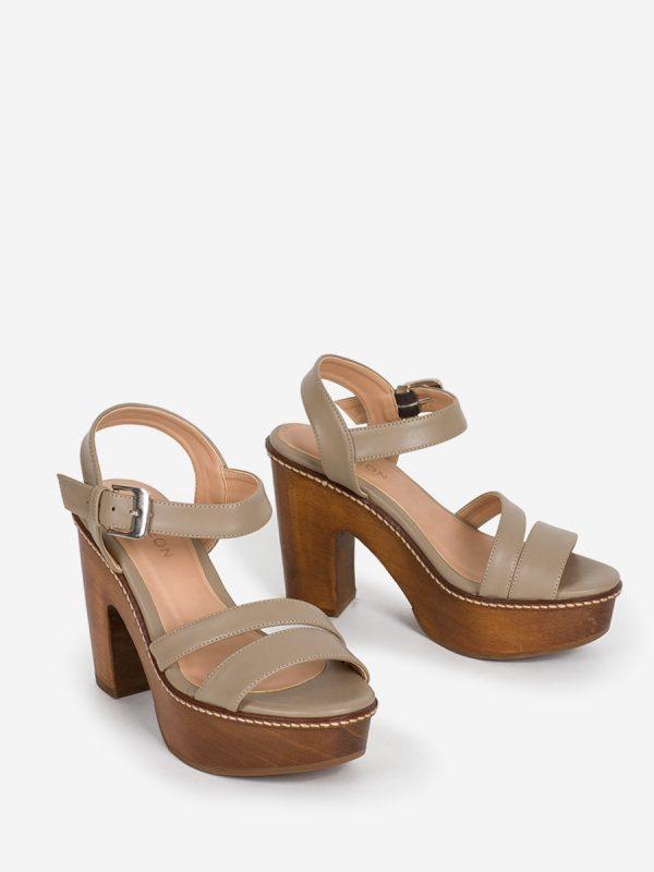 LINER, Todos los zapatos, Sandalias Plataforma, TAU (1)