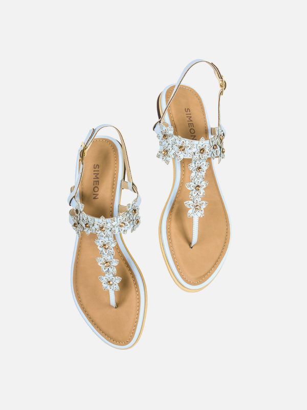 MARGA, Todos los zapatos, Sandalias Planas, CEL (1)