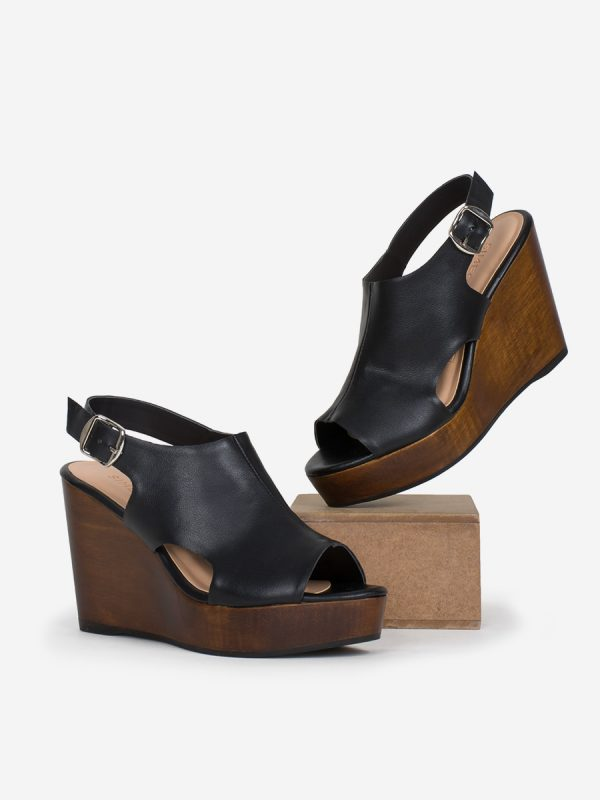 MONILLA19, Todos los zapatos, Sandalias Plataforma, NEG (2)