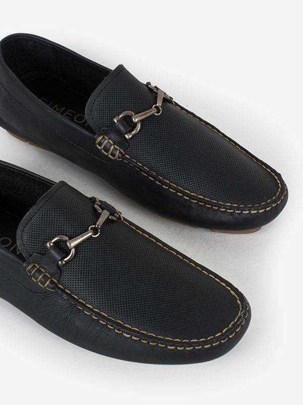 2900OS19, Todos los Zapatos, Mocasines, Cuero, NEG, Vista Galeria