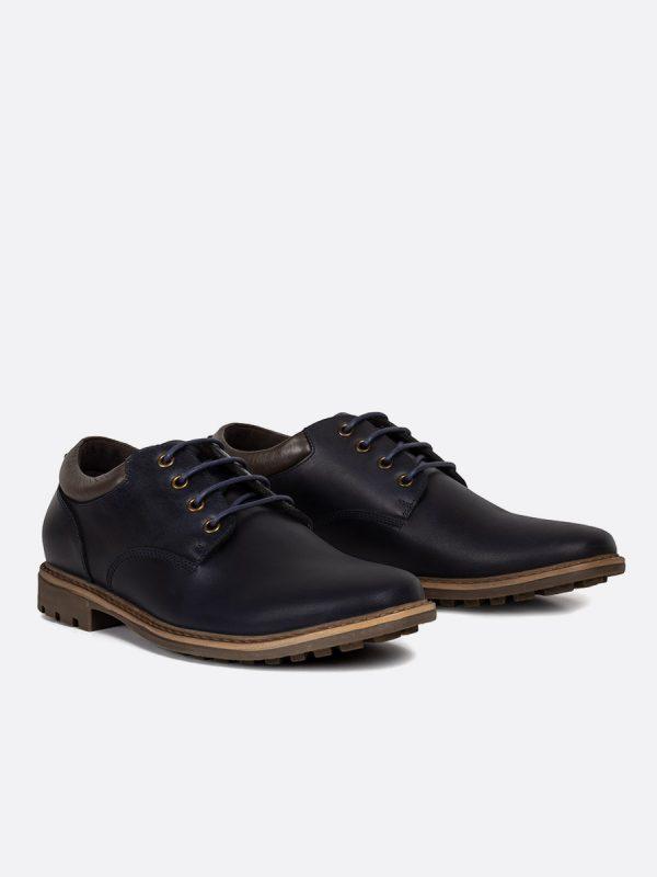 CRISTIAN02,Todos los Zapatos, Zapatos Casuales, Cuero, AZU, Vista Galeria (1)