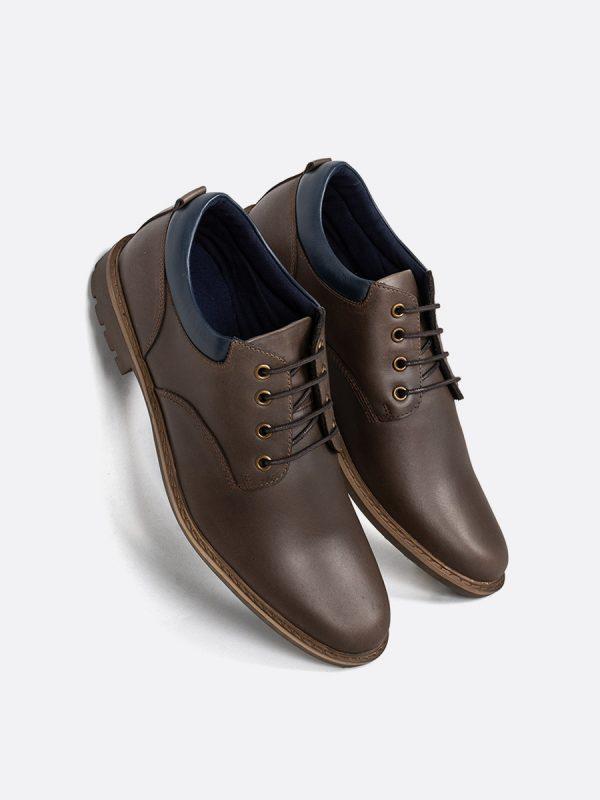 CRISTIAN02,Todos los Zapatos, Zapatos Casuales, Cuero, CAF, Vista Galeria