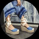 zapatos para mujer- calsado casual y deportivo de moda