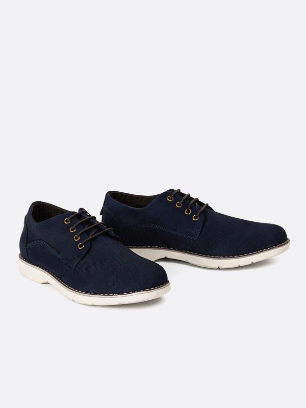 BENTLEY03, Todos los Zapatos, Zapatos Casuales, Cuero, AZU, Vista Galeria