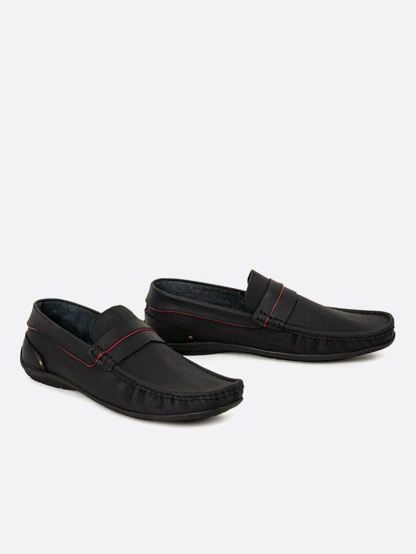 CLAUDIO1, Todos los Zapatos, Mocasines & Apaches, Tenis, NEG, Vista Galeria