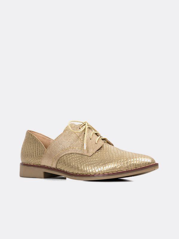 COREY4, Todos los zapatos, Zapatos de Cordón, Cuero, CHA, Vista Diagonal