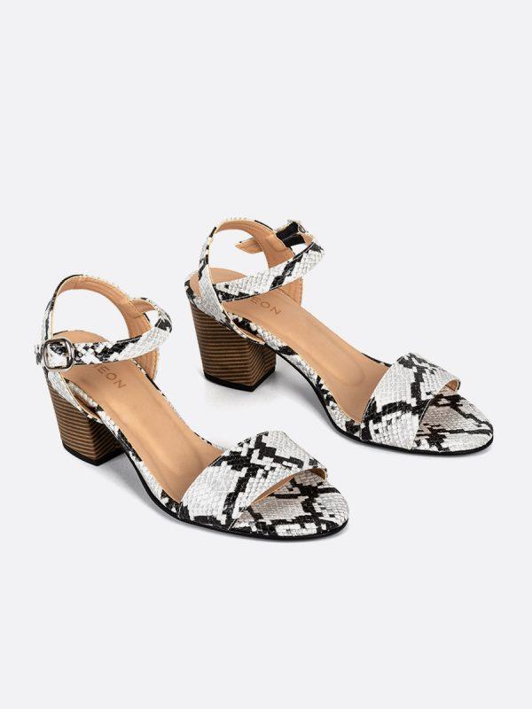 DONICA, Todos los zapatos, Sandalias, Sandalias de Tacón, Sintético, NEG Vista Galeria (1)