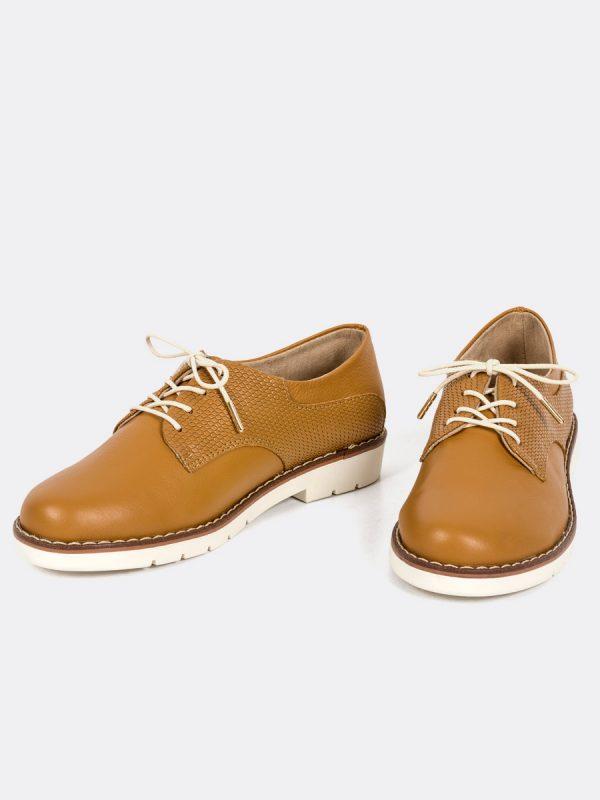 FORTY2, Todos los zapatos, Zapatos de Cordón, Cuero, MIE, Vista (1)