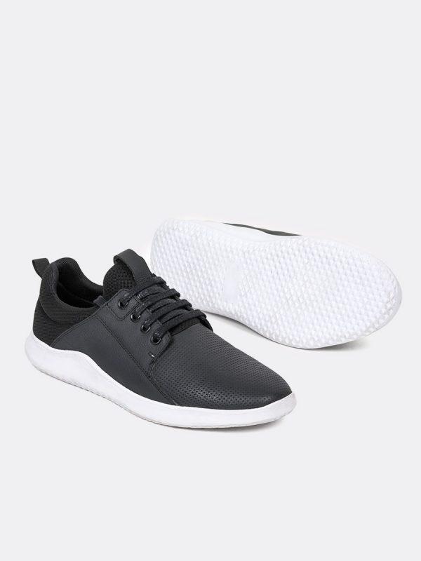 GERARD01, Todos los zapatos, Deportivos, Tenis, Cuero, NEG, Vista Galeria