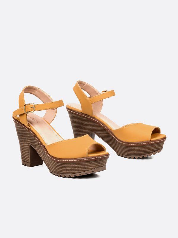 GILLY, Todos los zapatos, Plataformas, Sandalias Plataformas, Sintético, MOS, Vista Galeria