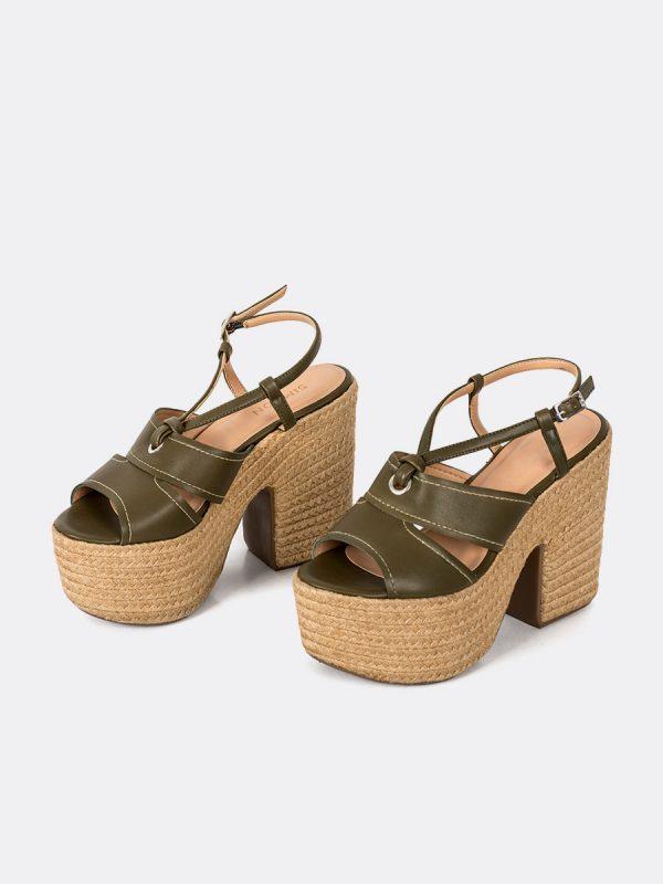 JAQUEM, Todos los zapatos, Plataformas, Sandalias Plataformas, Sintético, OLI, Vista Galeria