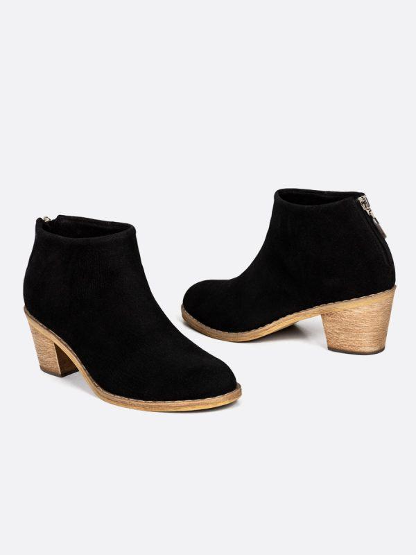 MONK, Todos los zapatos, Botas, Sintético NEG Vista Galeria (1)