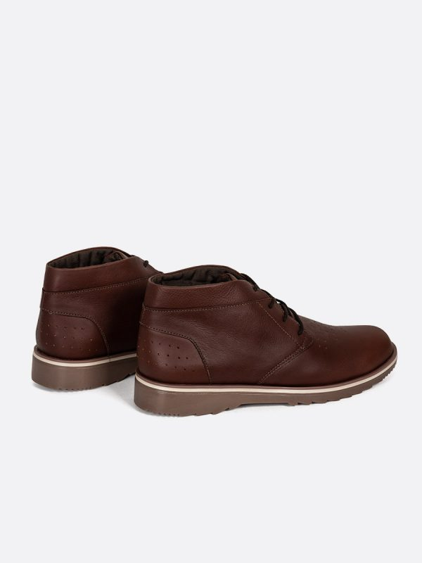 RIGARDE02,Todos los Zapatos, Zapatos Casuales, Botas Casuales, Cuero, COG, Vista Galeria