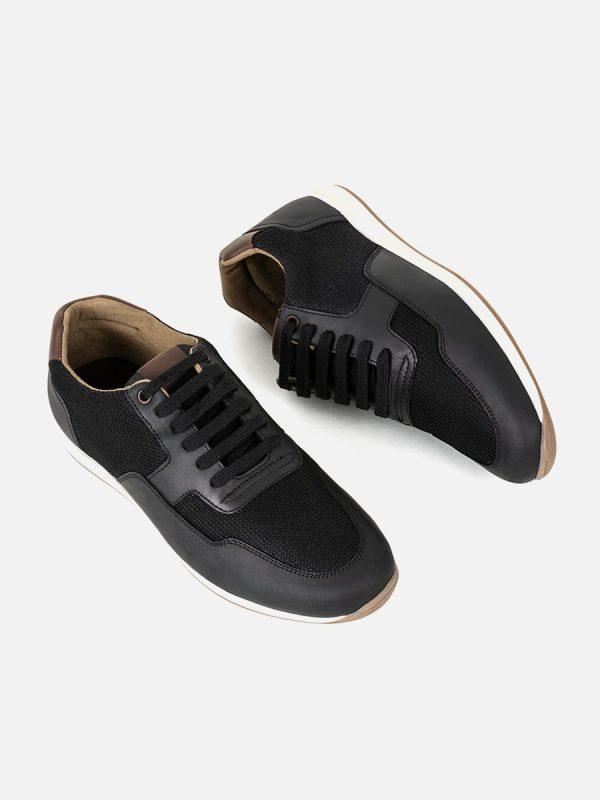 TUCSON04, Todos los Zapatos, Deportivos, Tenis, Cuero, NEG, Vista Galeria