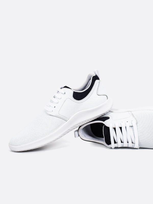 GERARD02B, Todos los zapatos, Deportivos, Tenis, Cuero, AZU, Vista Galeria
