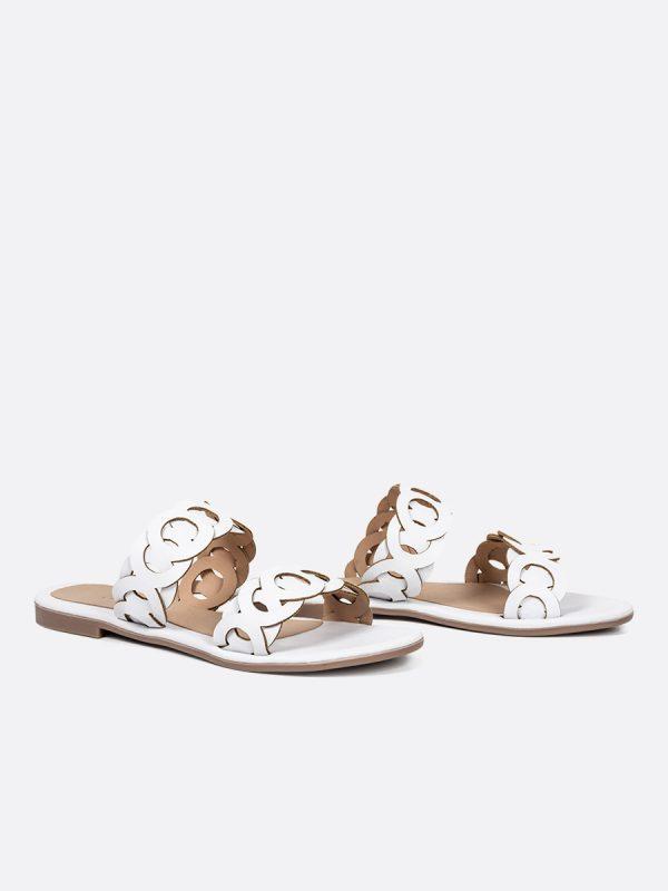 HANK2, Todos los zapatos, Sandalias, Sandalias Planas, BLA, Vista Galeria