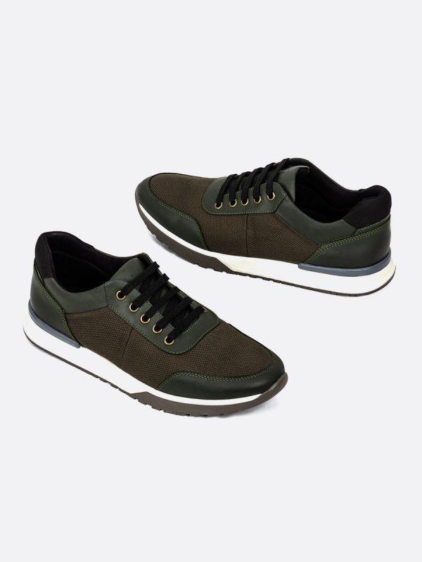 RIIGO01, Todos los zapatos, Deportivos, Tenis, Cuero, VER, Vista Galeria
