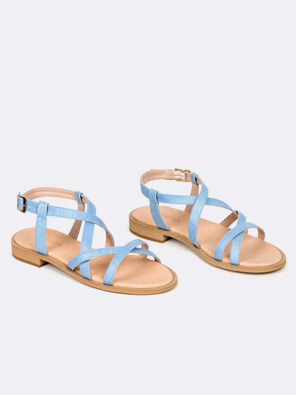 SOUL, Todos los zapatos, Sandalias, Sandalias Planas, CEL, Vista Galeria