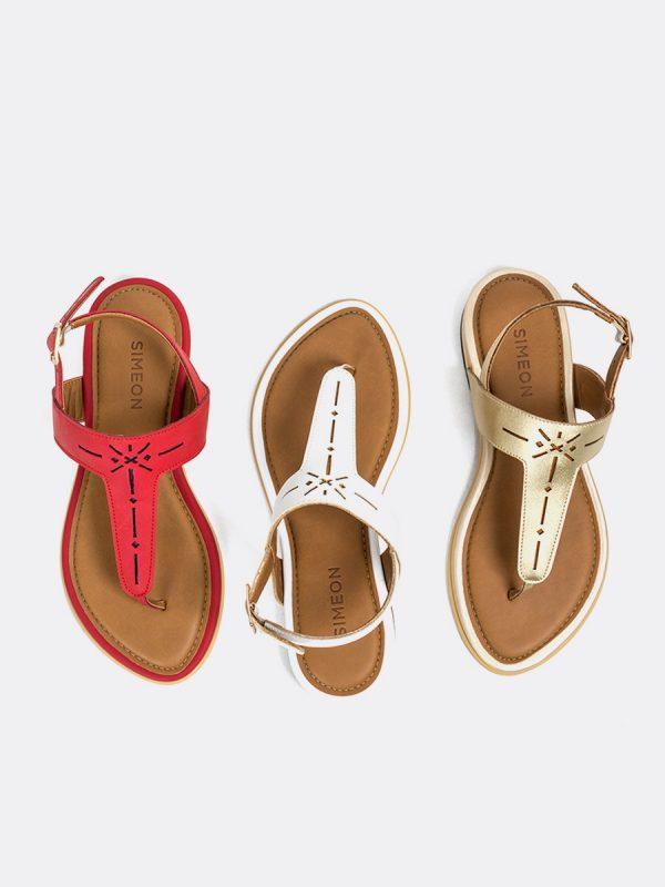 TALIS2, Todos los zapatos, Sandalias, Sandalias Planas, Vista Galeria