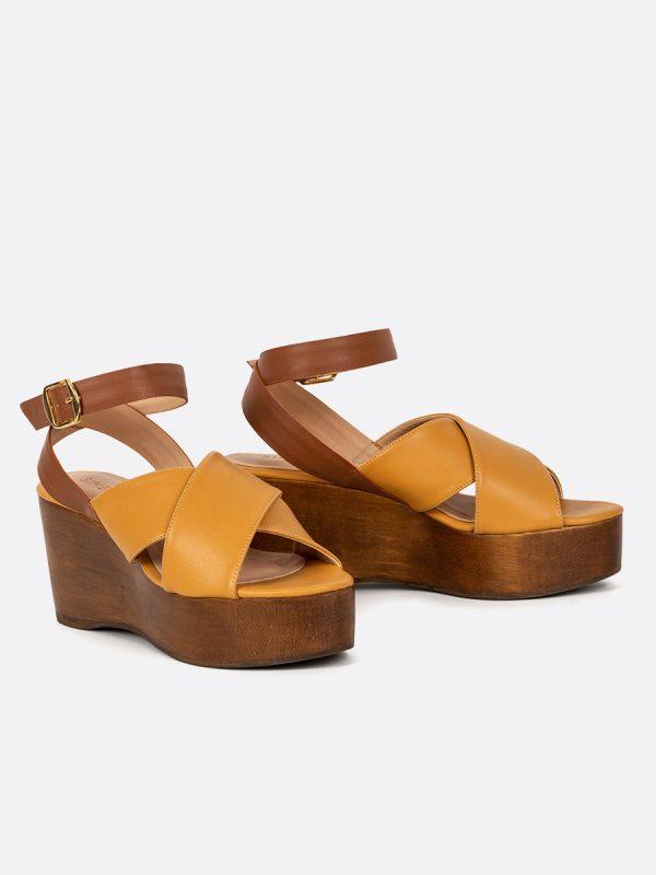VENET, Todos los zapatos, Plataformas, Sandalias Plataformas, Sintético, MOS, Vista Galeria