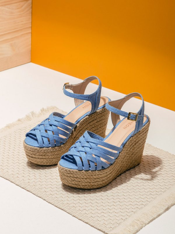 AVRIL2,, Todos los zapatos, Plataformas, Sandalias Plataformas, Sintético, JEA, Vista Galeria