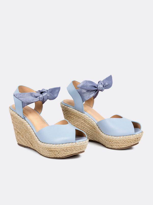 BLOW2, Todos los zapatos, Plataformas, Sandalias Plataformas, Sintético, AZU, Vista Galeria