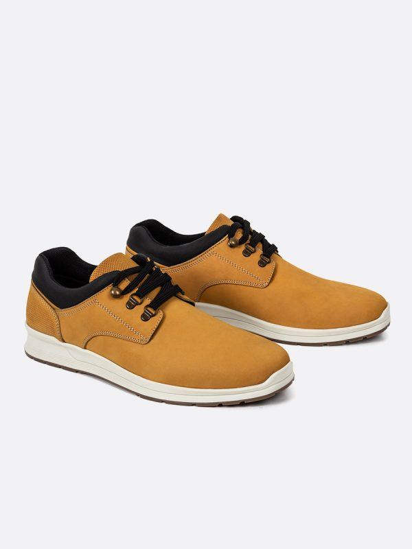 ECCO01,Todos los Zapatos, Zapatos Casuales, Botas Casuales, Cuero, ORO, Vista Galeria