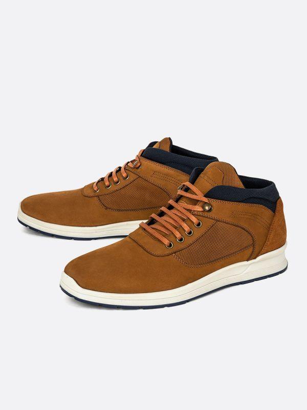 ECCO02,Todos los Zapatos, Zapatos Casuales, Botas Casuales, Cuero, MAR, Vista Galeria