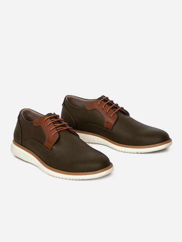 FENDY02, Todos los Zapatos, Zapatos Casuales, Cuero, VER, Vista Galeria