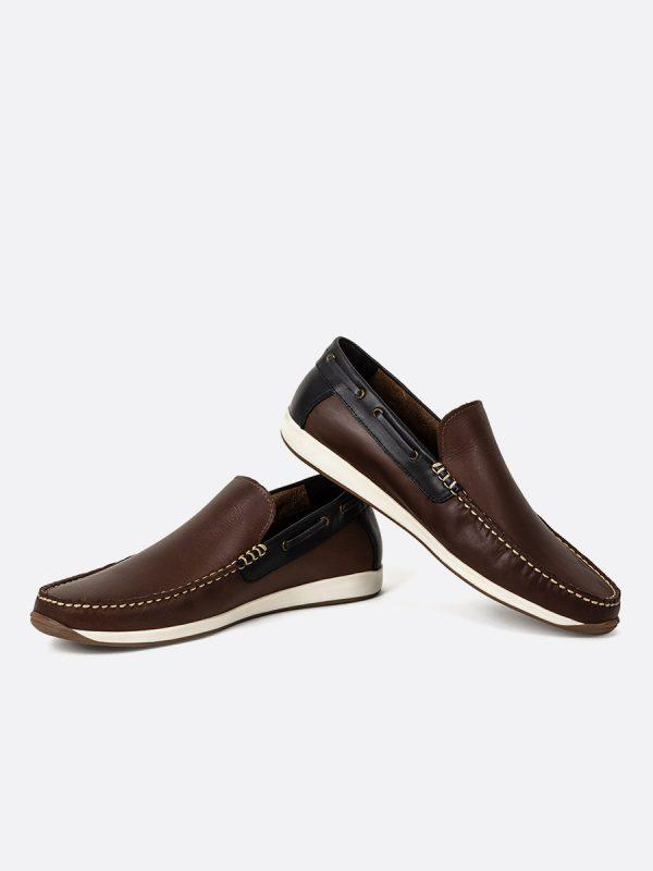 FRANCISCO05, Todos los zapatos, Mocasines & Apaches, Cuero, MIE, Vista Galeria