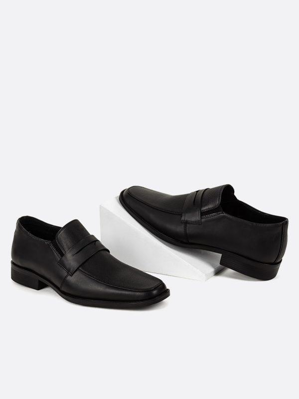 ISRAEL1, Todos los Zapatos, Zapatos Formales, Cuero, NEG, Vista Galeria