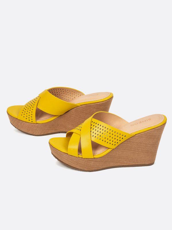 JANIC, Todos los zapatos, Sandalias Plataforma,MOS, Vista Galeria